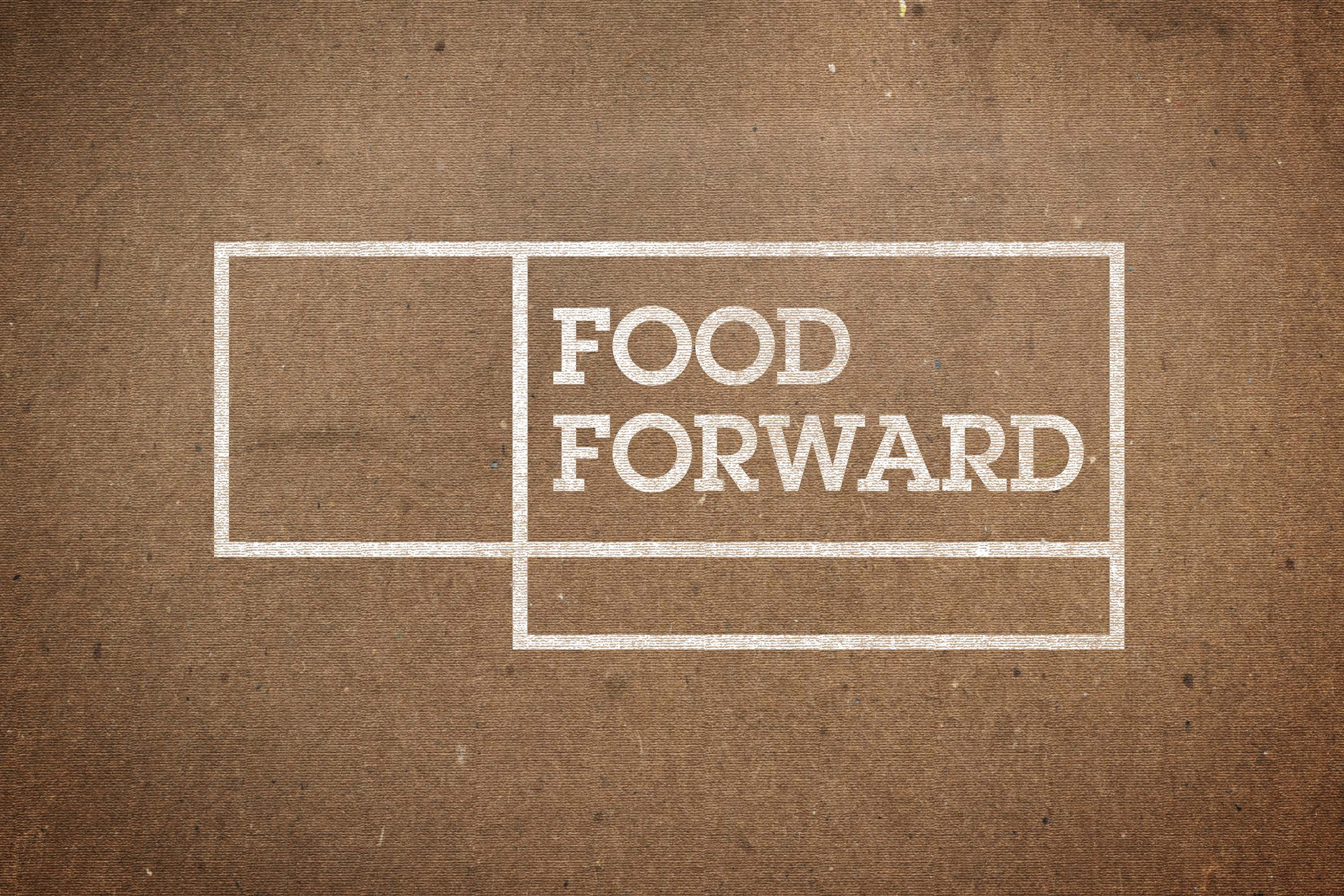 ANTHONY FERNANDEZ Food Forward